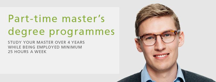Part time master's degree programmes – University of Copenhagen